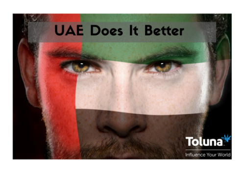 UAE Does It Better